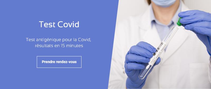 TEST COVID PAYS DE RETZ