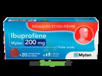 Ibuprofene Mylan 200 Mg, Comprimé Enrobé à Saint-Brevin-les-Pins