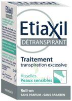 Etiaxil Aisselles Détranspirant Peau Sensibles Roll-on/15ml à Saint-Brevin-les-Pins