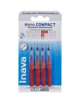Inava Brossettes Mono-compact Rouge Iso 4 1,5mm à Saint-Brevin-les-Pins
