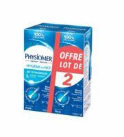 Physiomer Solution nasale adulte enfant Jet dynamique 2*135ml à Saint-Brevin-les-Pins