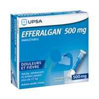 Efferalgan 500 Mg Glé En Sachet Sach/16 à Saint-Brevin-les-Pins
