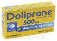 DOLIPRANE 500 mg Comprimés 2plq/8 (16) à Saint-Brevin-les-Pins