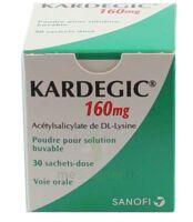 Kardegic 160 Mg, Poudre Pour Solution Buvable En Sachet à Saint-Brevin-les-Pins