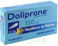 Doliprane 150 Mg Suppositoires 2plq/5 (10) à Saint-Brevin-les-Pins