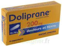Doliprane 200 Mg Suppositoires 2plq/5 (10) à Saint-Brevin-les-Pins