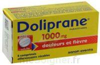 DOLIPRANE 1000 mg Comprimés effervescents sécables T/8 à Saint-Brevin-les-Pins