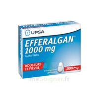 Efferalgan 1000 Mg Comprimés Pelliculés Plq/8 à Saint-Brevin-les-Pins