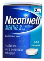 NICOTINELL MENTHE 2 mg, comprimé à sucer Plaq/144 à Saint-Brevin-les-Pins