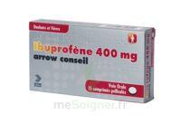 Ibuprofene Arrow Conseil 400 Mg, Comprimé Pelliculé à Saint-Brevin-les-Pins