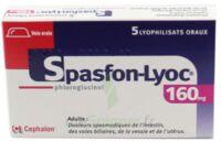 SPASFON LYOC 160 mg, lyophilisat oral à Saint-Brevin-les-Pins