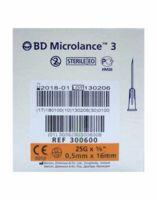 Bd Microlance 3, G25 5/8, 0,5 Mm X 16 Mm, Orange  à Saint-Brevin-les-Pins