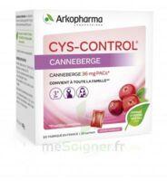 Cys-Control 36mg Poudre orale 20 Sachets/4g à Saint-Brevin-les-Pins