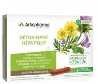 Arkofluide Bio Ultraextract Solution buvable détoxifiant hépatique 20 Ampoules/10ml à Saint-Brevin-les-Pins