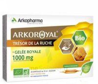 Arkoroyal Gelée royale bio 1000 mg Solution buvable 20 Ampoules/10ml à Saint-Brevin-les-Pins