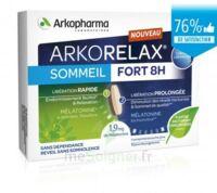 Arkorelax Sommeil Fort 8H Comprimés B/15 à Saint-Brevin-les-Pins