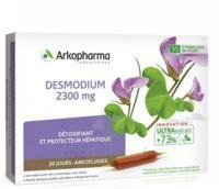 Arkofluide Bio Ultraextract Desmodium Solution buvable 20 Ampoules/10ml à Saint-Brevin-les-Pins