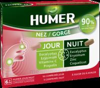 Humer Nez/gorge Jour&nuit 15 Comprimés à Saint-Brevin-les-Pins