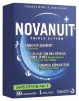 Novanuit Triple Action Comprimés B/30 à Saint-Brevin-les-Pins