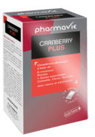 PHARMAVIE CRANBERRY PLUS 12 sachets à Saint-Brevin-les-Pins