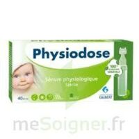 Physiodose Solution Sérum Physiologique 40 Unidoses/5ml Pe Végétal