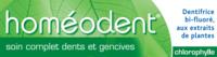 Boiron Homéodent Soin Complet Dents et Gencives Pâte Dentifrice Chlorophylle T/75ml à Saint-Brevin-les-Pins