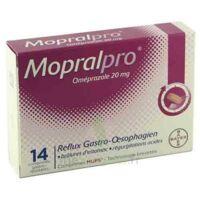 MOPRALPRO 20 mg Cpr gastro-rés Film/14 à Saint-Brevin-les-Pins