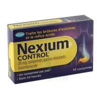 NEXIUM CONTROL 20 mg Cpr gastro-rés Plq/14 à Saint-Brevin-les-Pins