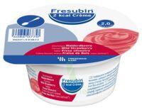 Fresubin 2kcal Crème sans lactose Nutriment fraise des bois 4 Pots/200g à Saint-Brevin-les-Pins