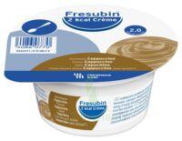 Fresubin 2kcal Crème sans lactose Nutriment cappuccino 4 Pots/200g à Saint-Brevin-les-Pins