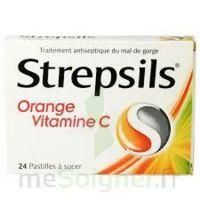 Strepsils Orange Vitamine C, Pastille à Saint-Brevin-les-Pins