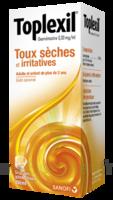 Toplexil 0,33 Mg/ml, Sirop 150ml à Saint-Brevin-les-Pins