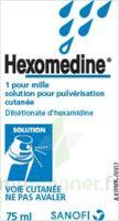 Hexomedine 1 Pour Mille, Solution Pour Pulvérisation Cutanée En Flacon Pressurisé à Saint-Brevin-les-Pins