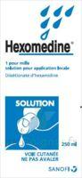 Hexomedine 1 Pour Mille S Appl Loc Fl/250ml à Saint-Brevin-les-Pins