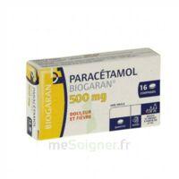 Paracetamol Biogaran 500 Mg, Comprimé Plq/16 à Saint-Brevin-les-Pins