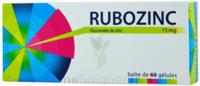 Rubozinc 15 Mg Gél 1plq/60 à Saint-Brevin-les-Pins
