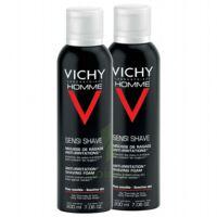VICHY mousse à raser peau sensible LOT à Saint-Brevin-les-Pins