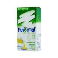 Fluvermal 2 % Susp Buv Fl/30ml à Saint-Brevin-les-Pins