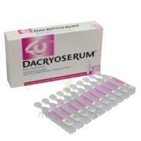 DACRYOSERUM Solution pour lavage ophtalmique en récipient unidose 20Unidoses/5ml à Saint-Brevin-les-Pins