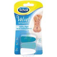 Scholl Velvet Smooth Ongles Sublimes Kit De Remplacement à Saint-Brevin-les-Pins