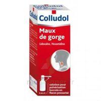 COLLUDOL Solution pour pulvérisation buccale en flacon pressurisé Fl/30 ml + embout buccal à Saint-Brevin-les-Pins