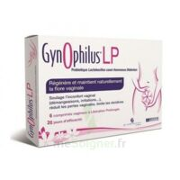 Gynophilus LP Comprimés vaginaux B/6 à Saint-Brevin-les-Pins