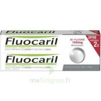 Fluocaril Bi-Fluoré 145 mg Pâte dentifrice blancheur 2*75ml à Saint-Brevin-les-Pins