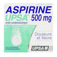 ASPIRINE UPSA 500 mg, comprimé effervescent à Saint-Brevin-les-Pins