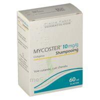 Mycoster 10 Mg/g Shampooing Fl/60ml à Saint-Brevin-les-Pins