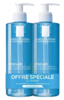 Effaclar Gel moussant purifiant 2*400ml à Saint-Brevin-les-Pins