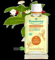 Puressentiel Articulations & Muscles Huile de massage BIO** Effort Musculaire - Arnica - Gaulthérie - 100 ml à Saint-Brevin-les-Pins