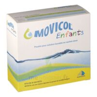 MOVICOL ENFANTS, poudre pour solution buvable en sachet-dose à Saint-Brevin-les-Pins