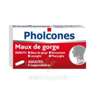 Pholcones Bismuth Adultes, Suppositoire à Saint-Brevin-les-Pins