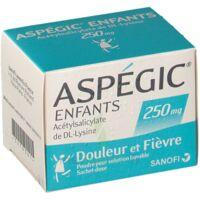 ASPEGIC ENFANTS 250, poudre pour solution buvable en sachet-dose à Saint-Brevin-les-Pins